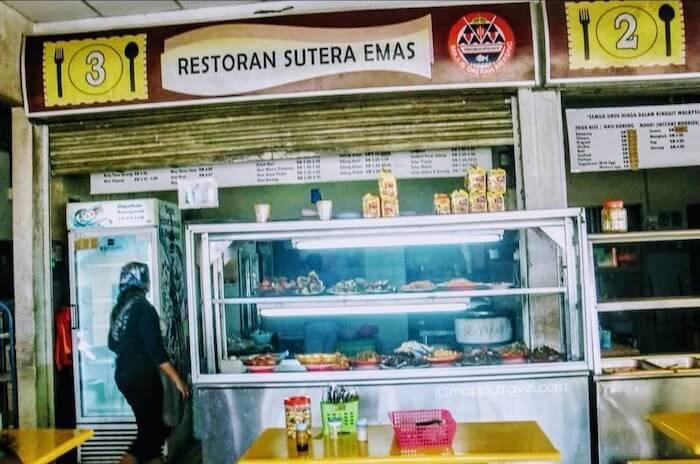 Restoran Sutera Emas @ Plaza D'Jeti, Mersing